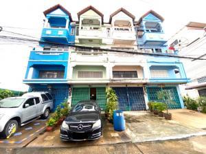 ขายทาวน์เฮ้าส์/ทาวน์โฮมวงเวียนใหญ่ เจริญนคร : ขายด่วน บ้านทาวน์เฮ้าส์ 4 ชั้นครึ่ง ซอยศาลธนบุรี 35 (กัลปพฤกษ์-เทอดไท)