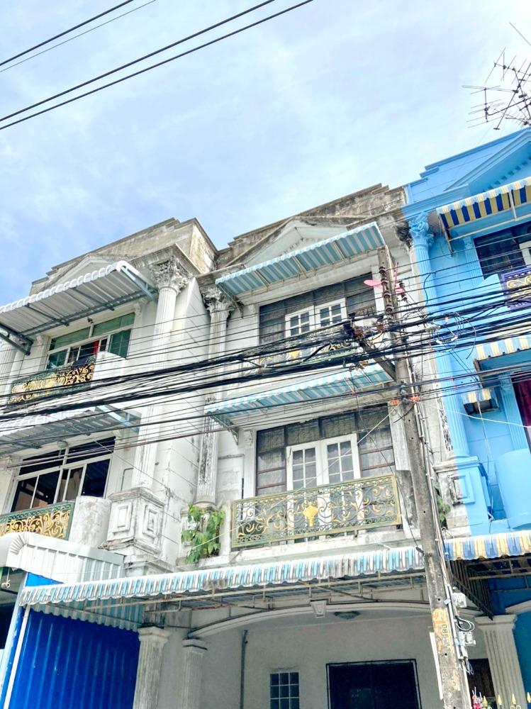 For SaleTownhouseLadprao, Central Ladprao : H0017-A😊 For RENT ให้เช่า ทาวน์เฮ้าส์ 3 ชั้น,🚪3 ห้องนอน🏢สังคมสงเคราะห์🔔พื้นที่บ้าน:18.00ตร.วา🔔พื้นที่ใช้สอย:150.00ตร.ม.💲ขาย: 5,100,000฿📞O99-5919653, O86-454O477✅LineID:@sureresidence