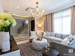 For RentHouseBangna, Lasalle, Bearing : 🏠Nantawan Bangna KM.7 for RENT 🏠 Near Mega Bangna. 4 bedroom 5 bathrooms, full furnished