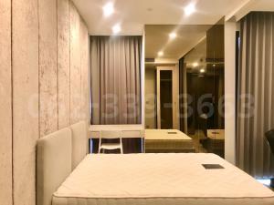เช่าคอนโดสยาม จุฬา สามย่าน : ✨ ให้เช่า 1 ห้องนอน 34.5 ตรม. ชั้นสูงมาก วิวปัง Ashton Chula-Silom ใกล้ MRT สามย่าน