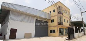 เช่าโกดังรังสิต ธรรมศาสตร์ ปทุม : ให้เช่าโรงงาน โกดัง คลองหลวง คลอง 4 ปทุมธานี สามารถขอ รง. 4 ได้ พท 400-800 ตร.ม Factory, warehouse for rent, Khlong Luang, Khlong 4, Pathum Thani.