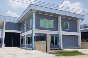 ขายโรงงานรังสิต ธรรมศาสตร์ ปทุม : H636153 ขายอาคารโรงงาน โกดัง อ.ลาดหลุมแก้ว เนื้อที่ 238 ตรว สร้างใหม่มีออฟฟิศ พร้อมบ้านพักพนักงาน