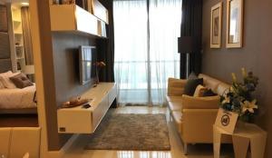 เช่าคอนโดสำโรง สมุทรปราการ : ให้เช่าคอนโด เดอะ เมโทรโพลิส สำโรง อินเตอร์เชนจ์ ใกล้รถไฟฟ้า BTS สำโรง The Metropolis Samrong Interchange for rent