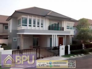 For RentHousePattanakan, Srinakarin : ** 4 Bedrooms Luxury Single House for Rent Grand Bangkok Boulevard Rama 9-Srinakarin on Krungthep Kreetha rd.