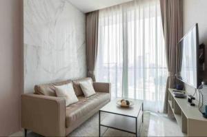 เช่าคอนโดนานา : Hyde Sukhumvit11 ห้องสวยมาก 2ห้องนอน2ห้องน้ำ เฟอร์ฯครบ พร้อมอยู่ ใกล้ BTS นานา  🔥 For Rent 🔥
