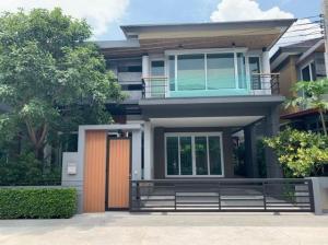 ขายบ้านสะพานควาย จตุจักร : H636156 ขายบ้านเดี่ยว 2 ชั้น โครงการ The Gallery House Pattern ลาดพร้าว ซ.1 ใกล้ MRT พหลโยธิน