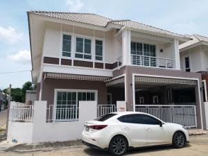 ขายบ้านท่าพระ ตลาดพลู วุฒากาศ : ขายบ้านเดี่ยว หมู่บ้าน อิ่มอัมพร2 **ใหม่มาก ซอย ราชพฤกษ์ 9 ซอยวัดกำแพง