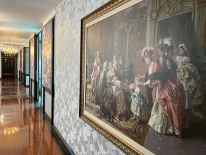 ขายคอนโดปิ่นเกล้า จรัญสนิทวงศ์ : SUPER  PENTHOUSE RIVER VIEW WITH PRIVATE POOL หนึ่งเดียวในไทย🏆: Penthouse 1,000 ตรม. 🎷ริมแม่น้ำ มีสระส่วนตัว 🌁 ขายพร้อมงานศิลป์ และ furnitures 🎯ตรง Royal palace