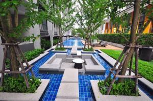 For RentCondoNawamin, Ramindra : Esta Bliss condominium, brand new luxury room.