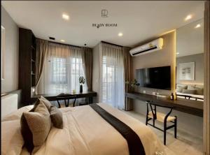 For RentCondoWitthayu,Ploenchit  ,Langsuan : Life One Wireless ห้องสวยนางฟ้า Build-In ทั้งห้อง!! 💥 FOR RENT 💥