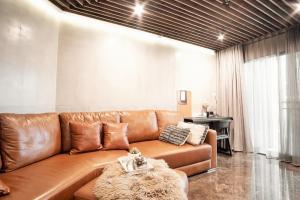 เช่าคอนโดพระราม 9 เพชรบุรีตัดใหม่ : 📣📣Nice Duplex For Rent 80,000/month🎊 Condo Bell Grand Rama9 / 3 bed 3 bath 145sqm, at P floor, at building C, Plz Contact to visit