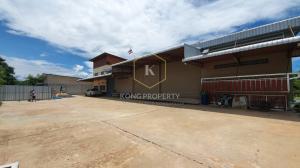 เช่าโกดังเอกชัย บางบอน : ให้เช่าโกดัง บางบอน 4 เขตบางบอน พื้นที่ 288-672 ตร.ม. พร้อมออฟฟิศ Warehouse for rent, Bang Bon 4, Bang Bon District, area 288-672 sq.m. with office.