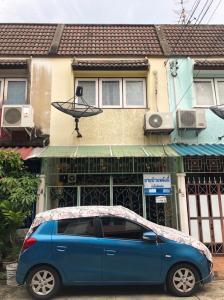 ขายทาวน์เฮ้าส์/ทาวน์โฮมปิ่นเกล้า จรัญสนิทวงศ์ : ขายทาวน์เฮ้าส์ จรัญ 27 บ้านเเก้ววิลล่า