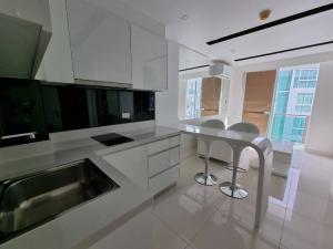 For SaleCondoPattaya, Bangsaen, Chonburi : Urgent sale, new room, 1 bedroom, 1 bathroom, pool view