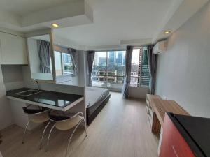 For SaleCondoRatchadapisek, Huaikwang, Suttisan : 1274-A😊😍ForRENT&SELLให้เช่า&ขาย ห้อง Studio 🚄ใกล้ MRT สุทธิสาร🏢Humble Living @ Chintawet ฮัมเบิล ลีฟวิ่ง แอท จินตเวช🔔พื้นที่:22.00ตร.ม.💲เช่า:7,300฿💲ขาย:1,490,000฿📞 O99-5919653,O86-454O477✅LineID:@sureresidence