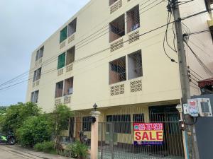 For SaleBusinesses for saleBang kae, Phetkasem : Apartment for sale , Soi Petchkasem 116/4 with full tenants