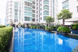 For SaleCondoSukhumvit, Asoke, Thonglor : Large Room Best Price!!  Nusasiri Grand Condo @25.3MB - Fully Furnished Privacy 1 Step to BTS Ekkamai