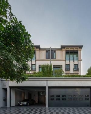 เช่าบ้านสุขุมวิท อโศก ทองหล่อ : ให้เช่าบ้านซอยสุขุมวิท 31 โครงการ Malton สุขุมวิท 31 บ้าน 4 ห้องนอน 4 ห้องน้ำ 2 powder room พื้นที่ดิน  52.4 ตรวพื่นที่ใช้สอย 529.66 ตรม