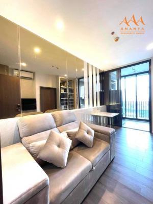 ขายคอนโดอ่อนนุช อุดมสุข : For Sale ห้องแต่งสวย Built in เก็บของได้เยอะ✨Whizdom ESSENCE (BTS Phunnawithee)🎯Near True digital park 101