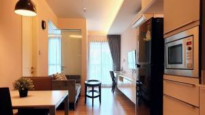 เช่าคอนโดสุขุมวิท อโศก ทองหล่อ : คอนโดให้เช่า H sukhumvit 43 BA21_08_009_09  ห้องสวย เครื่องใช้ไฟฟ้าครบ ราคา 22,999 บาท