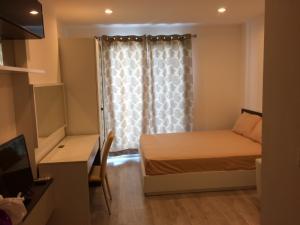 เช่าคอนโดปิ่นเกล้า จรัญสนิทวงศ์ : N1260620 ให้เช่า/For Rent Condo Ideo Mobi Charan Interchange (ไอดีโอ โมบิ จรัญ อินเตอร์เชนจ์) ห้องสตูดิโอ 23ตร.ม ห้องสวย เฟอร์ครบ พร้อมอยู่