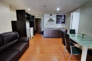 เช่าคอนโดนานา : The Trendy Condominium Sukhumvit 13 : 2 bedrooms/73 Sq.M.