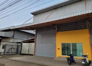เช่าโกดังรังสิต ธรรมศาสตร์ ปทุม : For Rent ให้เช่าโกดัง โรงงาน พร้อมสำนักงาน ซอยจ๊ะทิงจา คูบางหลวง ลาดหลุมแก้ว พื้นที่ 275 ตารางเมตร เหมาะเป็นโกดังก็บสินค้า หรือ คลังสินค้า