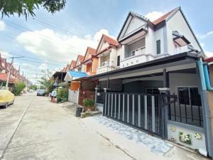 ขายทาวน์เฮ้าส์/ทาวน์โฮมนนทบุรี บางใหญ่ บางบัวทอง : ขาย ทาวน์เฮาส์2ชั้น หมู่บ้านสวีทโฮม