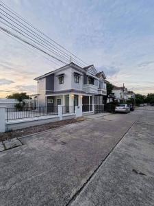 ขายทาวน์เฮ้าส์/ทาวน์โฮมนนทบุรี บางใหญ่ บางบัวทอง : ขาย   มบ.ปิยวรารมย์ 3 บ้านแฝด 53 ตรว