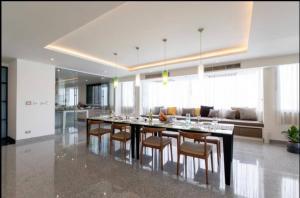 เช่าคอนโดอ่อนนุช อุดมสุข : Rental Pet friendly 🏫Seven Place Residence🏫 Type E (Lofs Suite) 3 bedroom,4bathroom,285 sqm,