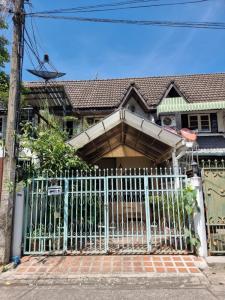 For SaleTownhouseLadprao101, The Mall Bang Kapi : ss097 2 storey townhouse for sale, Soi Sonthiwattana, Ladprao 110.