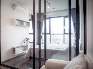 For RentCondoOnnut, Udomsuk : For rent, The Base Park West, Sukhumvit 77, good view, beautiful room