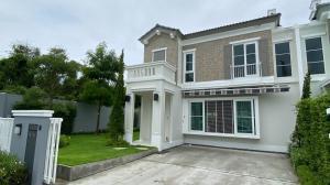 For RentHouseBangna, Lasalle, Bearing : [RENT] Anya Bangna modern homey house with private garden near Bangna