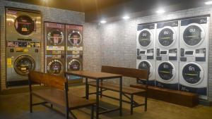 เซ้งพื้นที่ขายของ ร้านต่างๆนครปฐม พุทธมณฑล ศาลายา : เซ้งกิจการ ร้านซัก & ครบ ครบวงจร | มหิดล ศาลายา