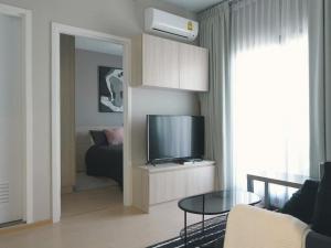 For RentCondoSukhumvit, Asoke, Thonglor : For Rent The Tree Sukhumvit 71 - 1Bed , size 25 sq.m., Beautiful room, fully furnished.