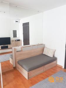 For RentCondoThaphra, Talat Phlu, Wutthakat : For Rent   The President Sathorn-Ratchaphruek 3   1Bed , size 30 sq.m., Beautiful room, fully furnished.