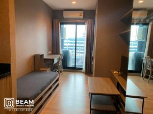 For RentCondoLadprao, Central Ladprao : CT014_P💖Chapter One Midtown 💖**Beautiful room, fully furnished, ready to move in**Convenient travel near MRT