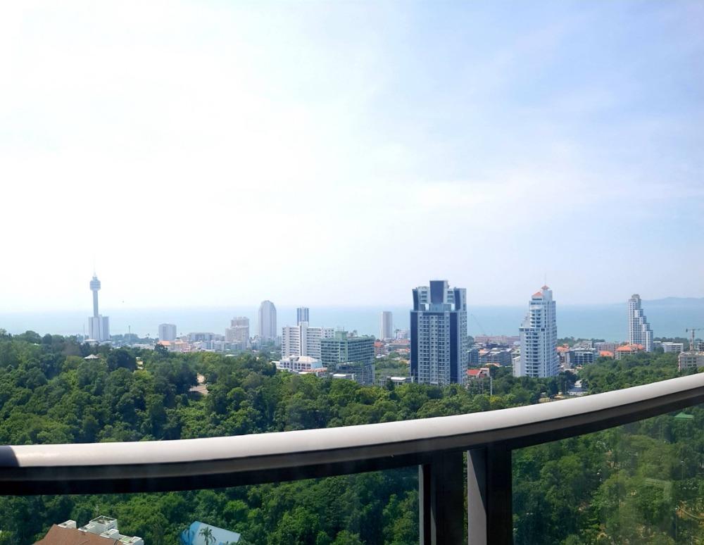 ขายคอนโดพัทยา บางแสน ชลบุรี : SAlE Unixx Pattaya 53ตรม. ชั้น 36 Sea view