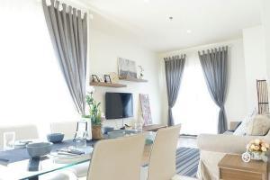 For RentCondoSukhumvit, Asoke, Thonglor : For Rent Noble Refine  2 Bedrooms 43,000 Baht
