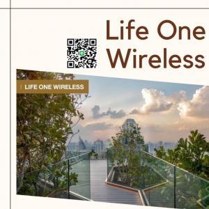 ขายคอนโดวิทยุ ชิดลม หลังสวน : Life One Wireless บ้านเลขที่1แห่งเดียวบนถนนวิทยุStudioราคาพิเศษ โปรปิดตึกราคา4.29MB