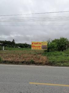 ขายที่ดินระยอง : R070-281 ขายที่ดินติดถนนลาดยาง 2 เลน ต.แม่น้ำคู้ อ.ปลวกแดง ใกล้ โรงเรียนบ้านแม่น้ำคู้