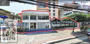 เช่าตึกแถว อาคารพาณิชย์วิทยุ ชิดลม หลังสวน : ให้เช่า อาคารพาณิชย์ 2 ชั้น ทำเลเทพ ติดถนนซอยสวนพลู 5