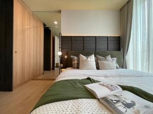 เช่าคอนโดสุขุมวิท อโศก ทองหล่อ : Condo for rent at Noble Recole Sukhumvit 19 close to Terminal 21 and BTS Asooke 35 sqm on 17 floor nice decoration