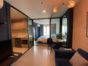 For RentCondoLadprao, Central Ladprao : 🔥Life Ladprao 🔥 Special price ,high floor , unblock view //Ask more info@Friendcondo