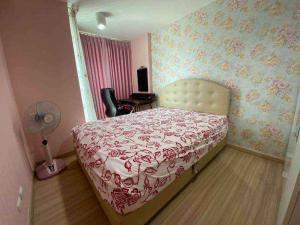 เช่าคอนโดอ่อนนุช อุดมสุข : คอนโดให้เช่า chateau in town Sukhumvit 64 Skymoon ห้องสวย พร้อมอยู่ มีเครื่องซักผ้า