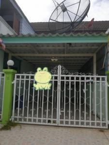For RentTownhouseBangbuathong, Sainoi : Home for Rent at Bangbuatong Townhouse, Bankrui-Sainoi road for 2 bedroom 2 bathroom