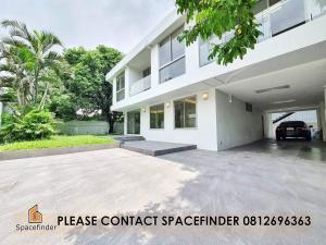 ขายบ้านอ่อนนุช อุดมสุข : Pet friendly Minimal Style Detached house With Garden in Sukhumvit 71 For Sale 35MB ขาย 35 ล้าน