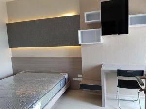 เช่าคอนโดสำโรง สมุทรปราการ : คอนโดให้เช่า Ideo Sukhumvit 115  BA21_08_270_05 ห้องสวย เครื่องใช้ไฟฟ้าครบ ราคา 11,999 บาท