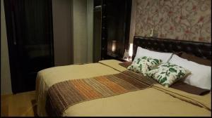 เช่าคอนโดสุขุมวิท อโศก ทองหล่อ : คอนโดให้เช่า Keyne By Sansiri  BA21_08_273_05 ห้องสวย เครื่องใช้ไฟฟ้าครบ ราคา 34,999 บาท