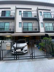For RentTownhouseRama5, Ratchapruek, Bangkruai : Rent  Baan Klang Muang Ratchaphruek-Rama 5   22,000